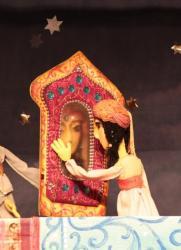 Спектакль «Аладдин и волшебный светильник» (0+) постер плакат