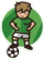 """логотип Школа футбола """"Футболика"""""""