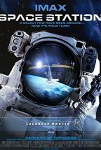 Космическая станция 3D (0+) постер плакат