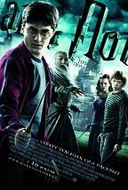 Гарри Поттер и Принц-полукровка постер плакат