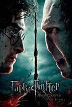 Гарри Поттер и Дары смерти: Часть II постер плакат