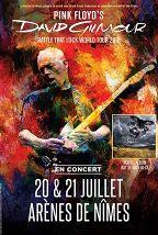 David Gilmour: Live at Pompeii постер плакат