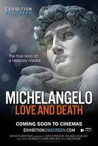 Микеланджело: Любовь и смерть (12+) постер плакат