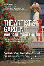 Сад художника: Американский... постер плакат