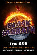 Black Sabbath: The End of the End (16+) постер плакат