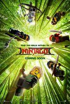 Лего Фильм: Ниндзяго (6+) постер плакат
