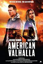 Американская Вальгалла (18+) постер плакат
