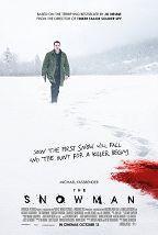 Снеговик (18+) постер плакат