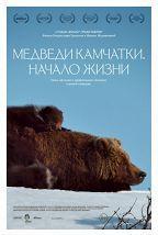 Медведи Камчатки. Начало жизни постер плакат