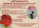 Живой МК. Дизайнерские светильники. постер плакат