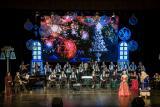 Премьера концертной программы «Чародеи». Оркестр духовых инструментов «Сургут Экспресс-бэнд» постер плакат