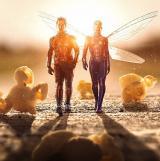 Жители Сургута увидят блокбастер MARVEL «Человек-Муравей и Оса» в RealD 3D постер плакат