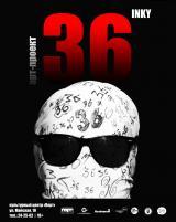 Презентация арт-проекта «36.INKY» постер плакат