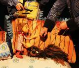 Бэби-спектакль «Как Маша поссорилась с подушкой» (0+) постер плакат