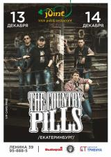 "Концерт группы ""The Contry  Pills"" (18+) постер плакат"