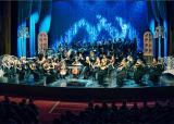 Премьера концертной программы «Viva la opera!» Симфонический оркестр Сургутской филармонии и хоровая капелла «Светилен» постер плакат