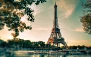 Премьера концертной программы «Под небом Парижа». Ансамбль русских народных инструментов «Ларец»  постер плакат