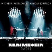 Rammstein: paris! постер плакат