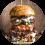 логотип Бургерная Barmburgers