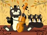 Премьера для детей «10 мышек» (цикл для самых маленьких «Музыка с мамой»). Ирада Николаева (сопрано). постер плакат