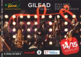Концерт группы Gilead (Тюмень) постер плакат