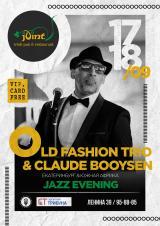 Концерт Old Fashion Trio & Clode Booysen (ЮАР & Екатеринбург) постер плакат
