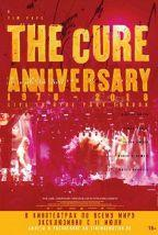 The Cure – Anniversary 1978-2018 постер плакат