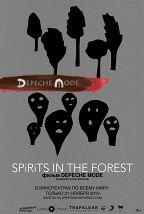 Depeche Mode: Spirits in the Forest постер плакат
