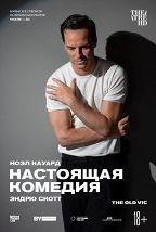 TheatreHD: Настоящая комедия постер плакат