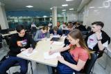 Региональный модельный центр в СурГУ  объявляет набор детей на программы дополнительного образования постер плакат