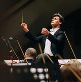 IX Молодёжный фестиваль искусств «Зелёный шум». Концертная программа «Выдающиеся пианисты Московской филармонии» постер плакат