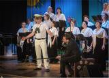 Концертная программа «Игра в классики» в исполнении хоровой капеллы «Светилен» постер плакат