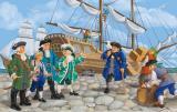 Видеотрансляция сказки с оркестром «Остров сокровищ». Всероссийский виртуальный концертный зал постер плакат