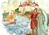 Премьера концертной программы «Сказка в опере». Симфонический оркестр Сургутской филармонии постер плакат