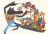 Концертная программа для детей «Волк и семеро козлят на новый лад». Оркестр «Былина» постер плакат