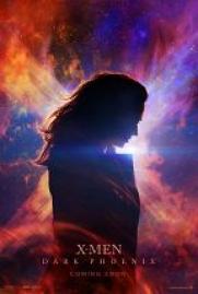 Люди Икс: Темный Феникс постер плакат