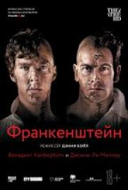 TheatreHD: Франкенштейн: Камбербэтч постер плакат