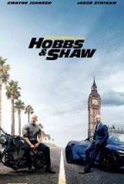 Форсаж: Хоббс и Шоу постер плакат