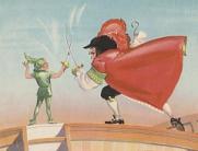 Всероссийский виртуальный концертный зал. Видеотрансляция сказки с оркестром «Питер Пэн»  постер плакат
