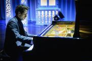 IX Молодёжный фестиваль искусств «Зелёный шум». Фортепианный концерт Константина Емельянова постер плакат