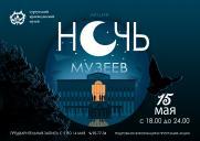 Акция «Ночь музеев» в Сургутском краеведческом музее постер плакат