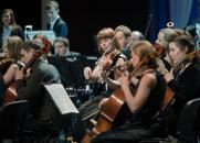 Премьера концертной программы «Виват, Европа!». Симфонический оркестр Сургутской филармонии постер плакат